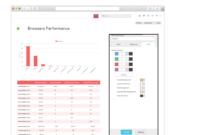 Advanced Seo Report Example [Pdf] | Reportgarden in Seo Report Template Download