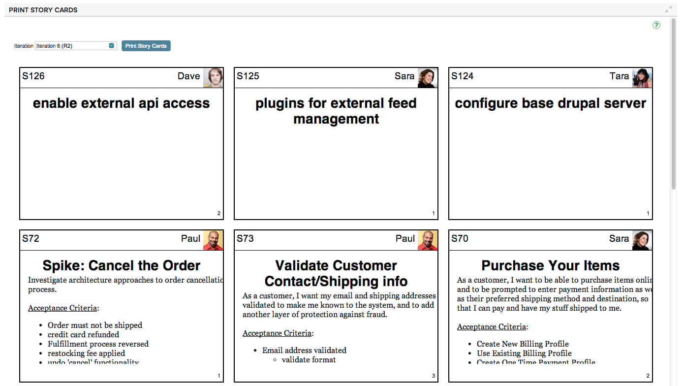 Agile Story Card Template - Atlantaauctionco Pertaining To Agile Story Card Template