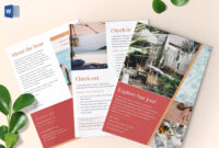 Airbnb Welcome Book Template , #ad, #contact#host#check for Welcome Brochure Template