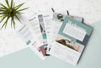 Airbnb Welcome Book Template #basic#recommend#microsoft for Welcome Brochure Template