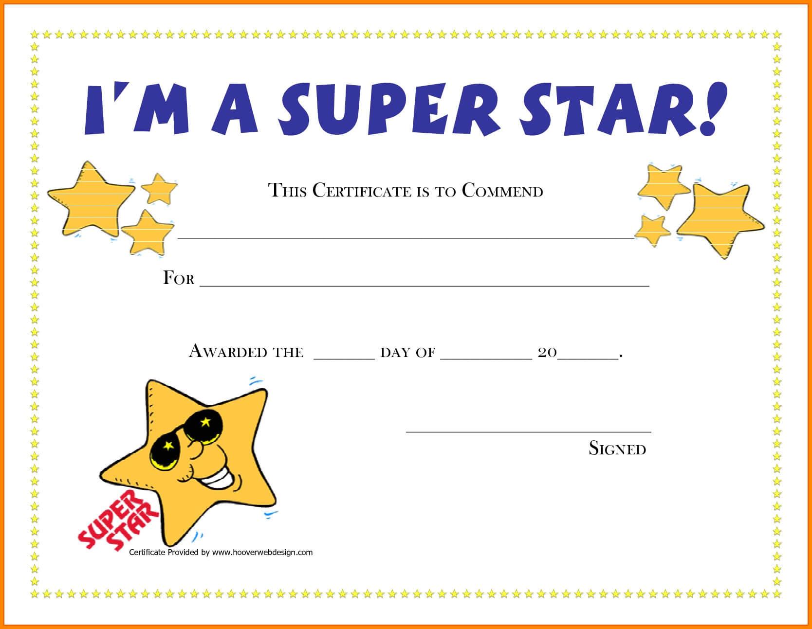 All Good Work Certificate Templates 7   Lovlyangels For Good Job Certificate Template