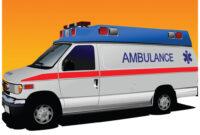 Ambulance Ppt Template (Ambulance Ppt Slide) -Templates Vision for Ambulance Powerpoint Template