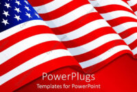 American Flag Background Template Patriotic With Powerpoint throughout Patriotic Powerpoint Template