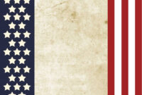 American Flag Powerpoint Background Theme Template Free Usa inside Patriotic Powerpoint Template