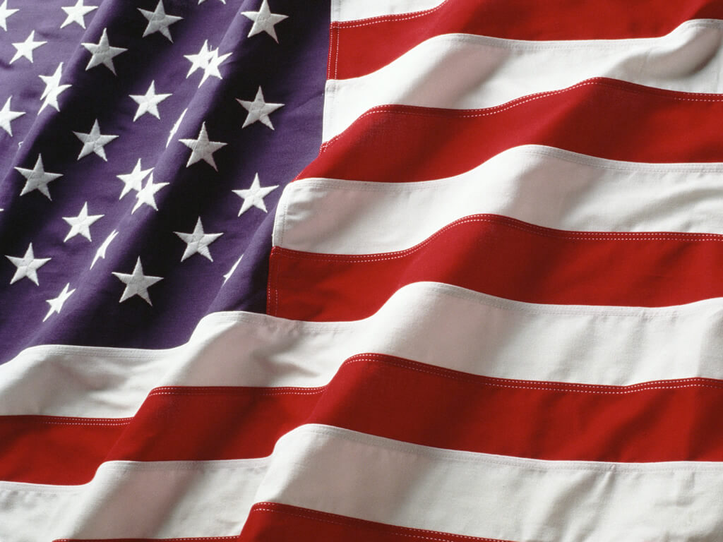 American Flags Free Ppt Backgrounds For Your Powerpoint with American Flag Powerpoint Template