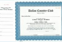 Amusing Llc Membership Certificate Template As Prepossessing Throughout Llc Membership Certificate Template Word