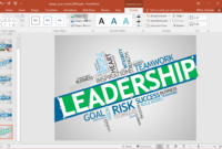 Animated Design Your Words Powerpoint Template in How To Edit A Powerpoint Template