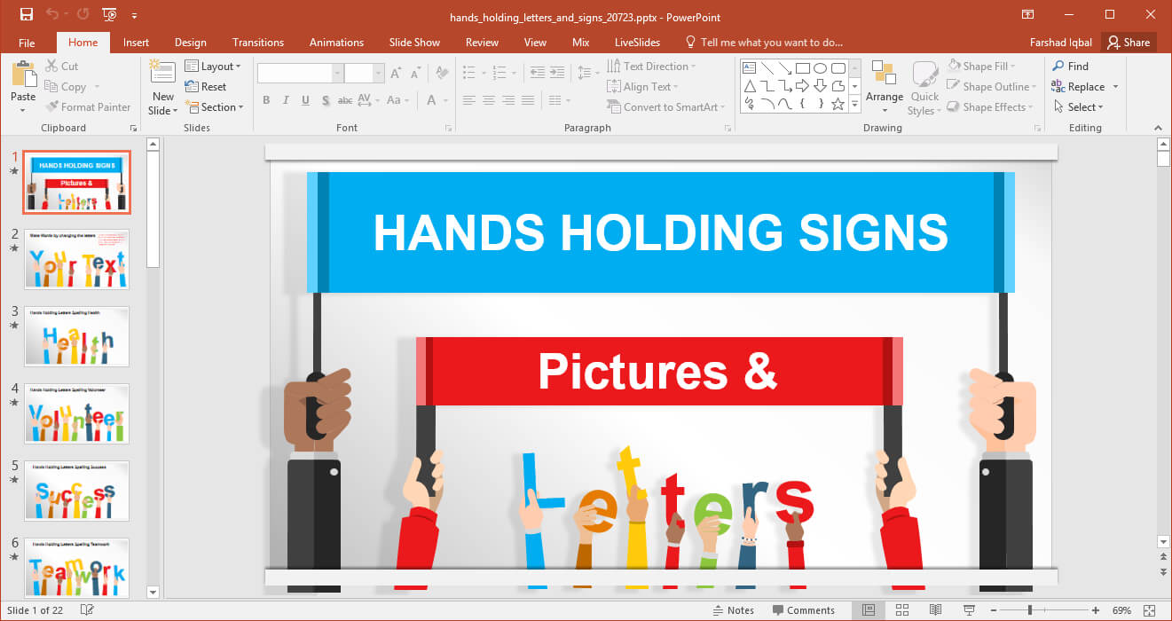 Animated Signboards Powerpoint Template Throughout Replace Powerpoint Template