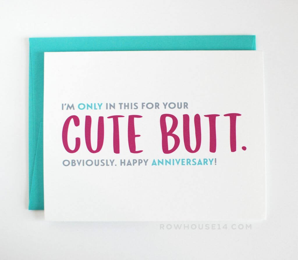 Anniversary. Free Printable Funny Anniversary Cards Design Pertaining To Template For Anniversary Card