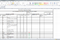 Announcing Solidworks Inspection inside Engineering Inspection Report Template