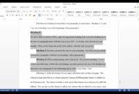 Apa Template In Microsoft Word 2016 regarding Apa Format Template Word 2013