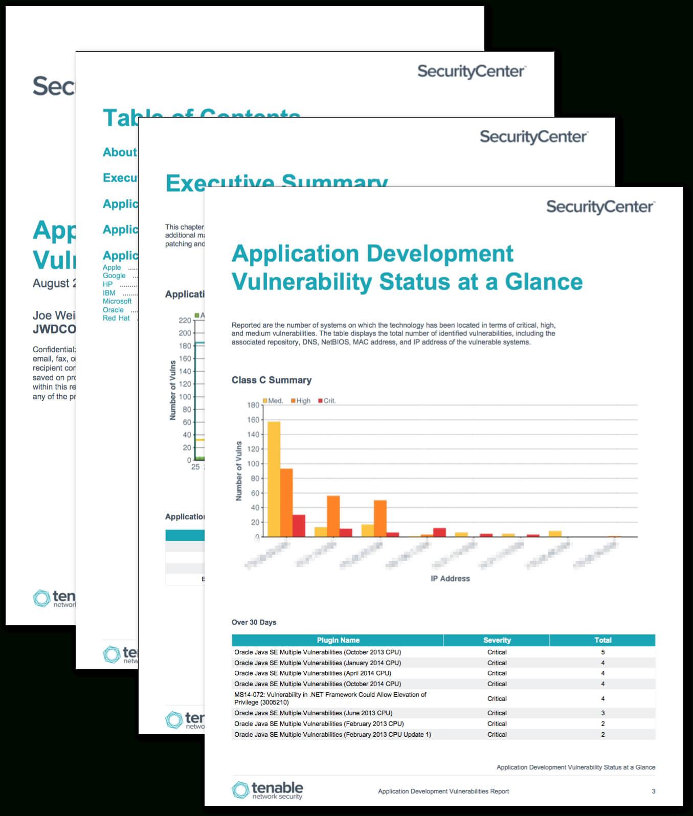 Application Development Summary Report - Sc Report Template regarding Development Status Report Template