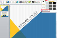 Applying And Modifying Themes In Powerpoint 2010 For How To Edit Powerpoint Template