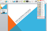 Applying And Modifying Themes In Powerpoint 2010 With How To Edit Powerpoint Template