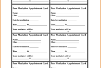 Appointment Cards Amazoncom – Teplates For Every Day intended for Medical Appointment Card Template Free