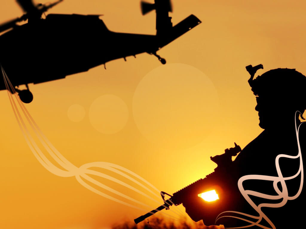 Army And War Backgrounds For Powerpoint - Miscellaneous Ppt with regard to Powerpoint Templates War