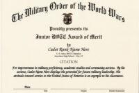 Army Certificate Of Appreciation – Climatejourney throughout Army Certificate Of Appreciation Template