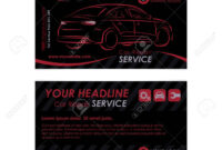 Auto Repair Business Card Template. Create Your Own Business.. for Automotive Business Card Templates