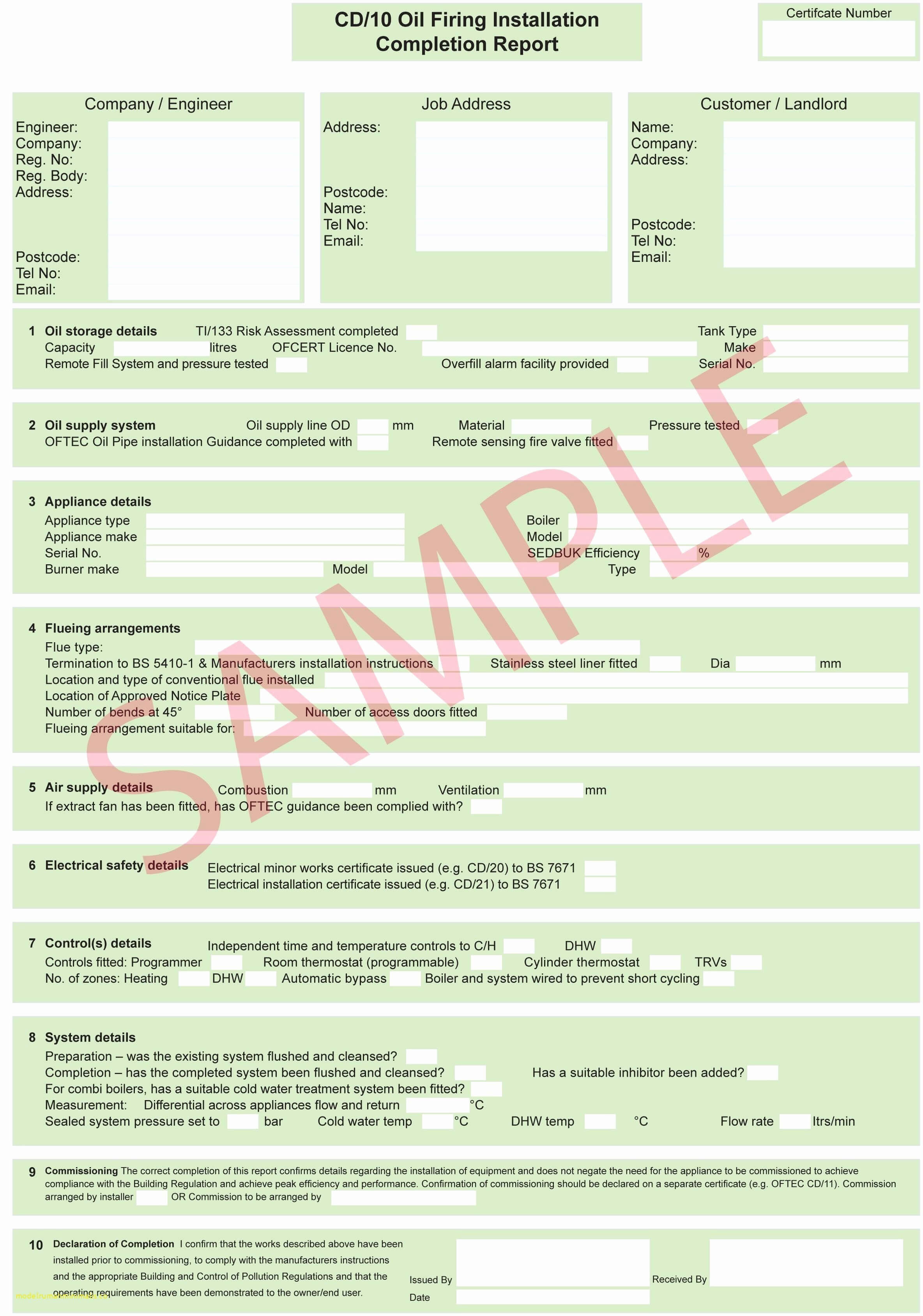 Awesome Collection For Electrical Isolation Certificate pertaining to Electrical Isolation Certificate Template