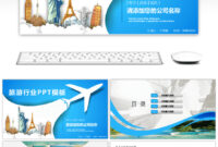 Awesome Overseas Holiday Tourism Dynamic Ppt Template For inside Tourism Powerpoint Template