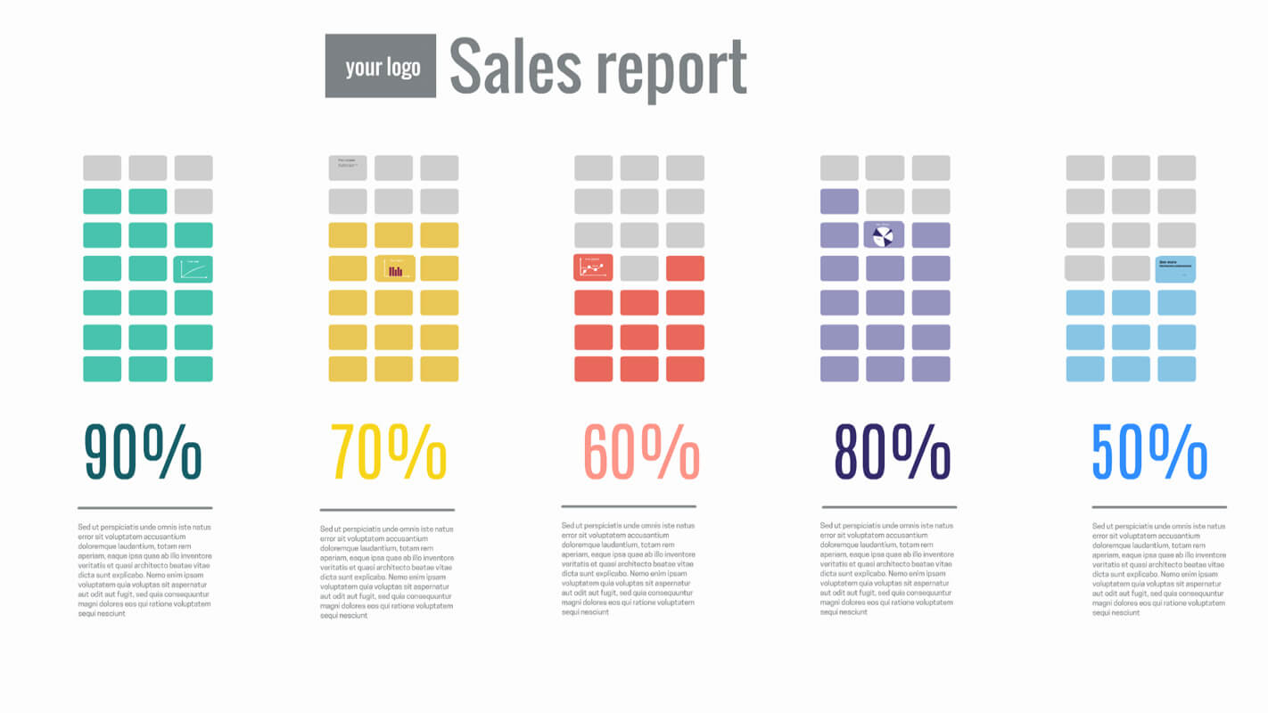 Awesome Sales Report Prezi Template – Pptstudios.nl inside Sales Report Template Powerpoint