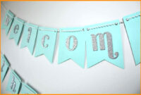 Baby Shower Banner Templates Template Ideas – Wovensheet.co with regard to Baby Shower Banner Template