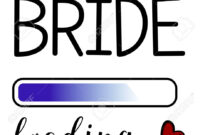 Bachelorette Party Template. Bridal Shower. Print On T-Shirt regarding Bride To Be Banner Template