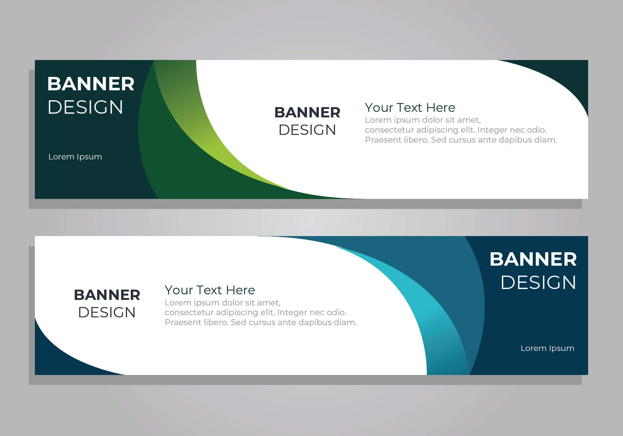 Banner Template Free Vector Art - (109,024 Free Downloads) within Product Banner Template