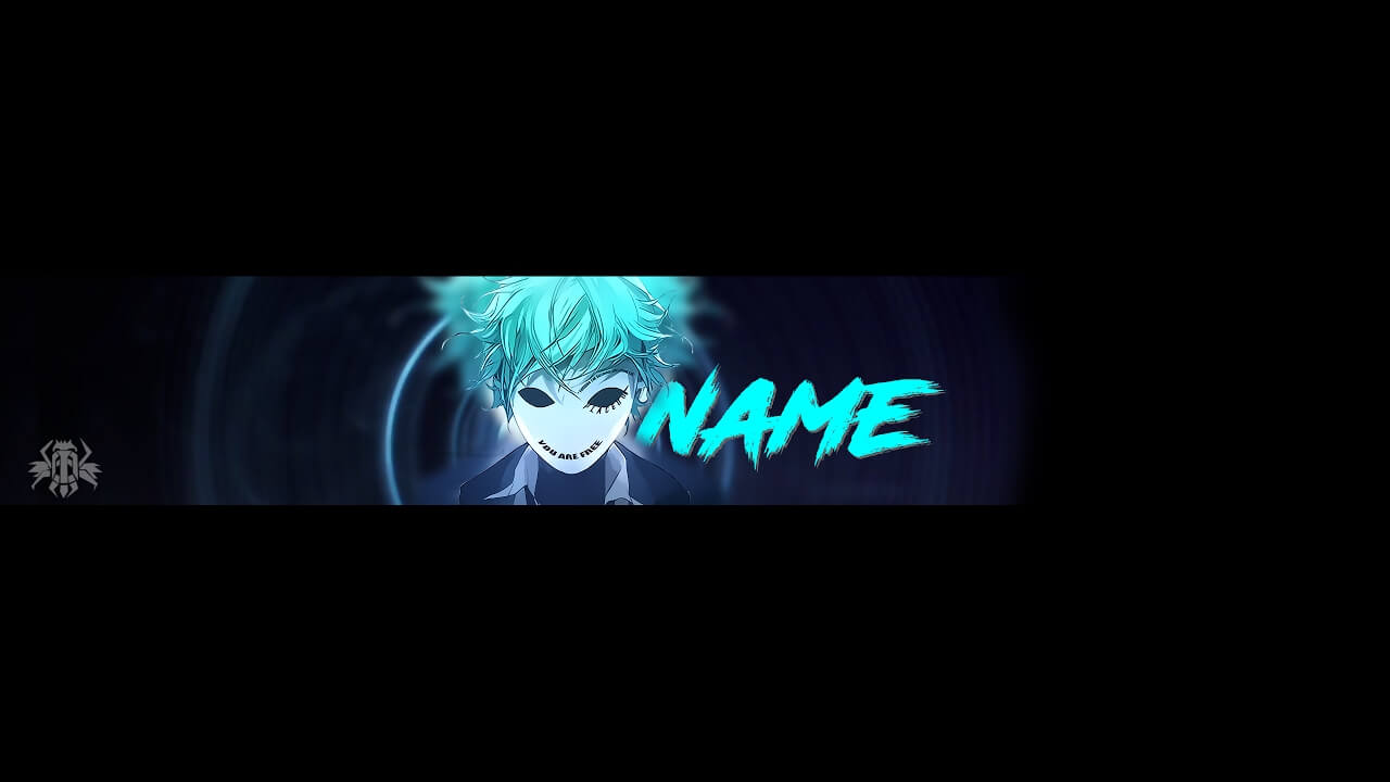 Banner Template (Gimp) – Youtube Intended For Youtube Banner Template Gimp