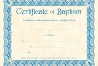 Baptism Certificate Template Publisher Download Christening Throughout Baptism Certificate Template Download