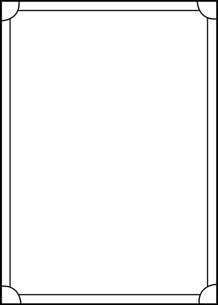 Baseball Card Back Template - Yupar.magdalene-Project pertaining to Baseball Card Size Template