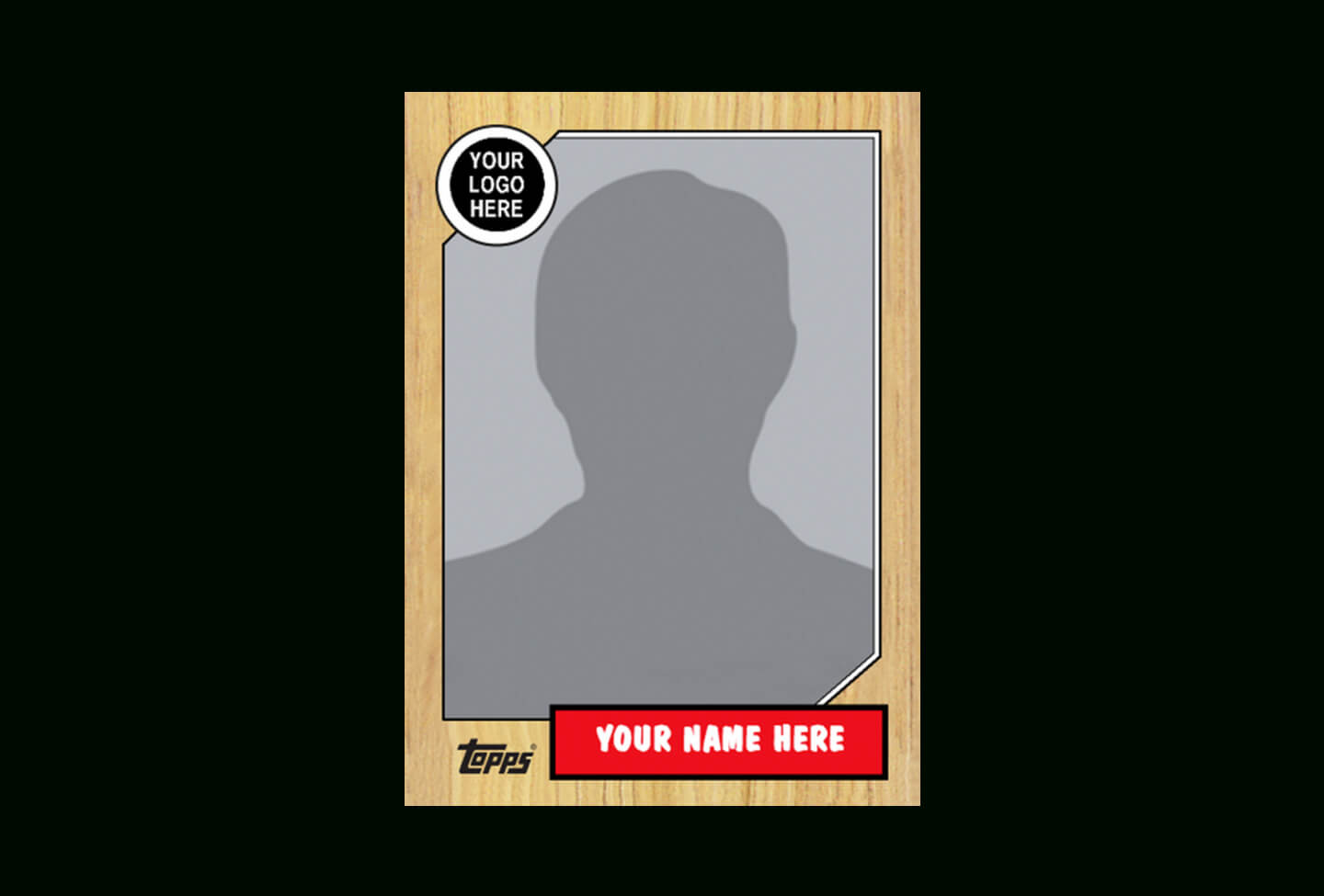 Baseball Cards Template Clipart Images Gallery For Free within Custom Baseball Cards Template