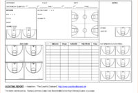 Basketball Scouting Report Template – Dltemplates in Scouting Report Template Basketball
