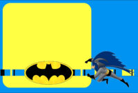 Batman Free Printable Invitations. – Oh My Fiesta! In English pertaining to Batman Birthday Card Template