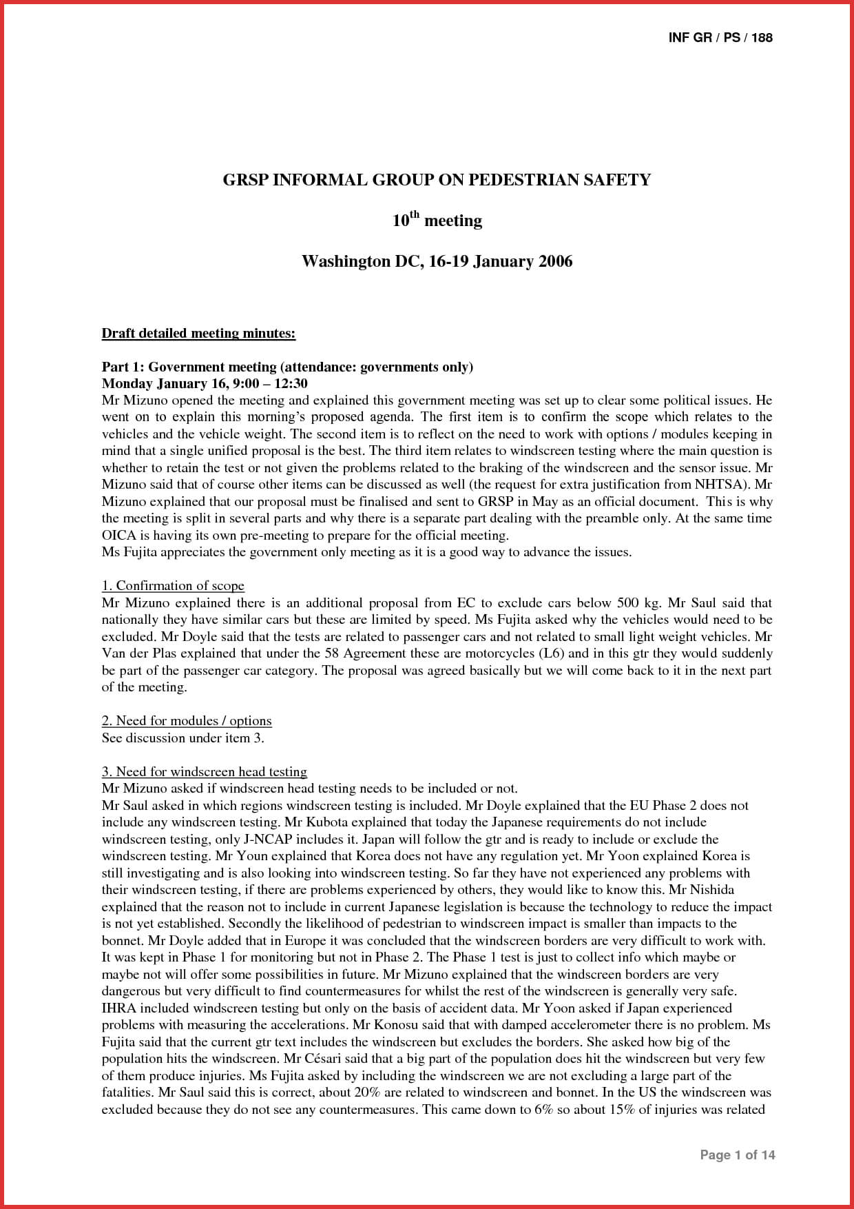 Beautiful A Business Report Format | Job Latter in Company Report Format Template