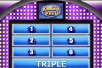 Beautiful Photograph Of Free Family Feud Powerpoint Template in Family Feud Powerpoint Template With Sound