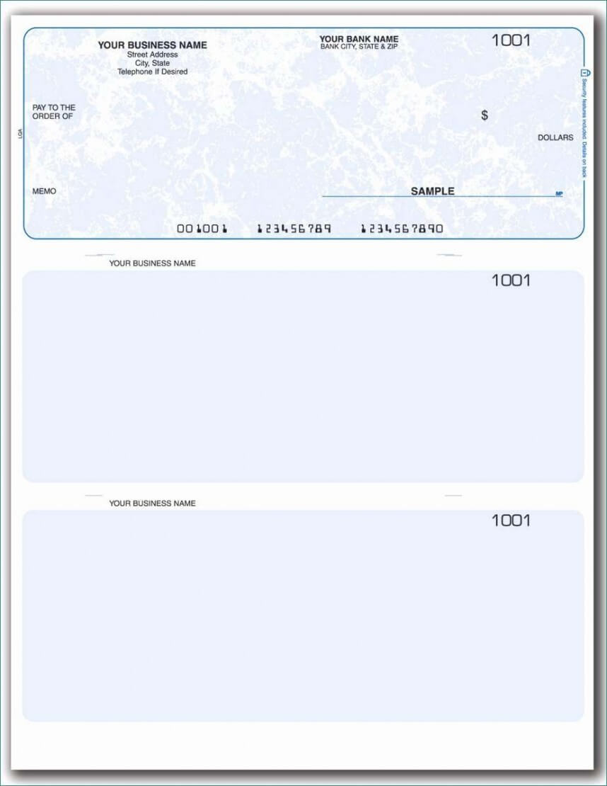 Beautiful Quickbooks Check Printing Template Ideas ~ Thealmanac pertaining to Print Check Template Word