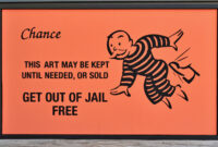 Behar 2019: Get-Out-Of-Jail-Free Card : The Oisvorfer Ruv with Get Out Of Jail Free Card Template