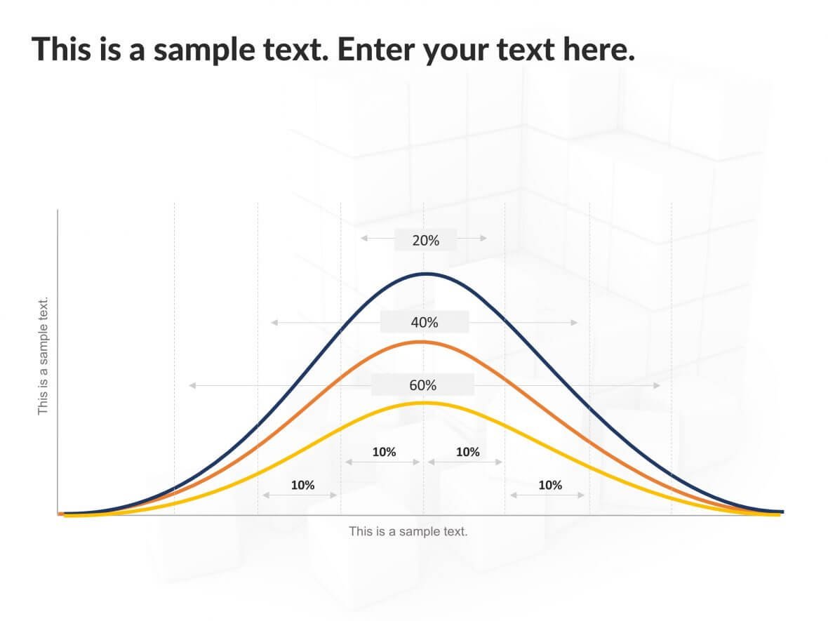 Bell Curve Powerpoint Template 3 | Bell Curve Powerpoint intended for Powerpoint Bell Curve Template