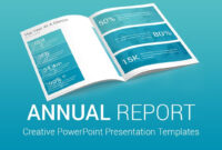 Best Annual Report Powerpoint Presentation Templates Designs pertaining to Hr Annual Report Template