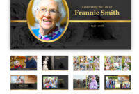 Best Funeral Powerpoint Templates Of 2019   Adrienne Johnston in Funeral Powerpoint Templates