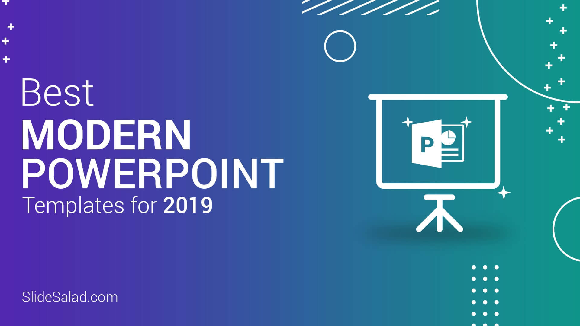 Best Modern Powerpoint Templates For 2019 - Slidesalad inside Powerpoint Templates Tourism