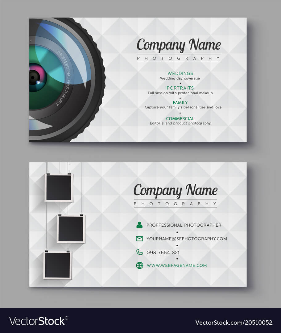Best Photography Business Cards Design Templates Free Psd pertaining to Photography Business Card Templates Free Download