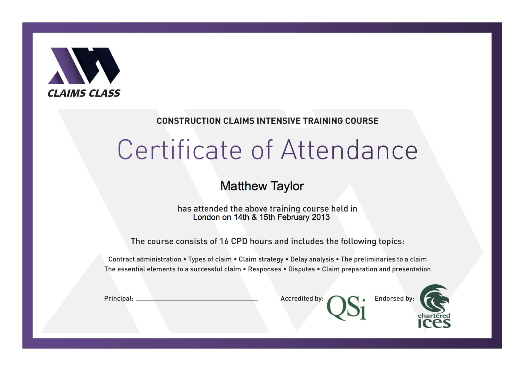 Best Photos Of Conference Attendance Certificate Template for Conference Certificate Of Attendance Template