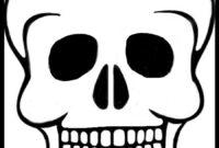 Best Photos Of Day Of Dead Skull Template – Day Of The Dead Inside Blank Sugar Skull Template