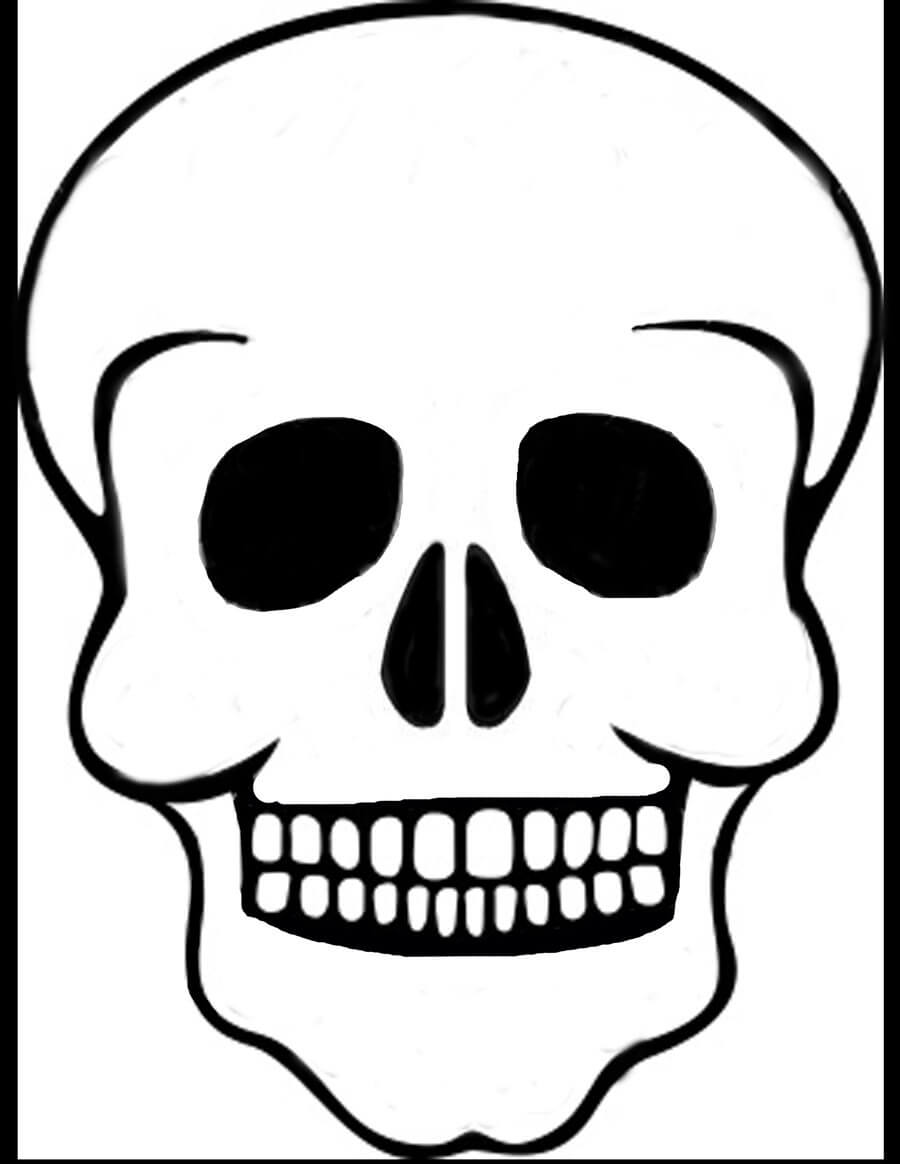 Best Photos Of Day Of Dead Skull Template - Day Of The Dead inside Blank Sugar Skull Template