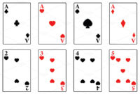 Best Photos Of Deck Of Playing Card Templates – Playing Card inside Deck Of Cards Template