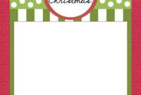 Best Photos Of Santa Letter Template Blank – Blank Letter within Blank Letter From Santa Template