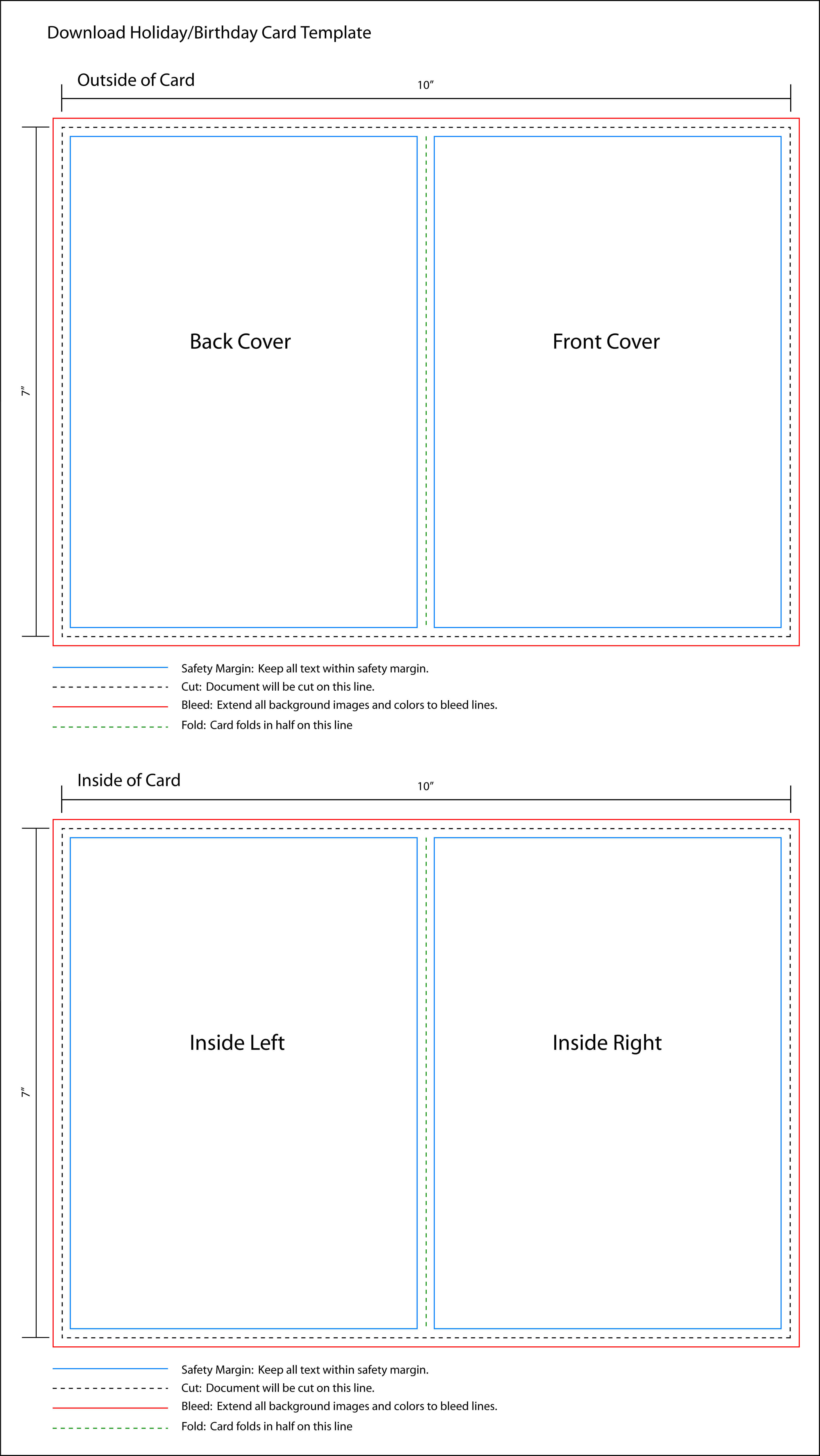 Birthday Card Template Indesign In Birthday Card Template For Indesign Birthday Card Template