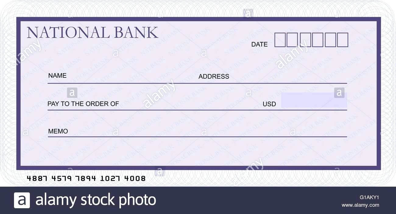 Blank Cheque Template Editable Check – Wovensheet.co With Regard To Blank Cheque Template Uk